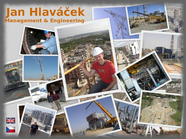 Jan Hlavacek - Management & Engineering