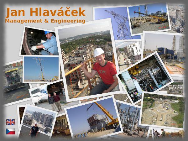 Jan Hlaváček - Řízení Mezinárodních Projektů